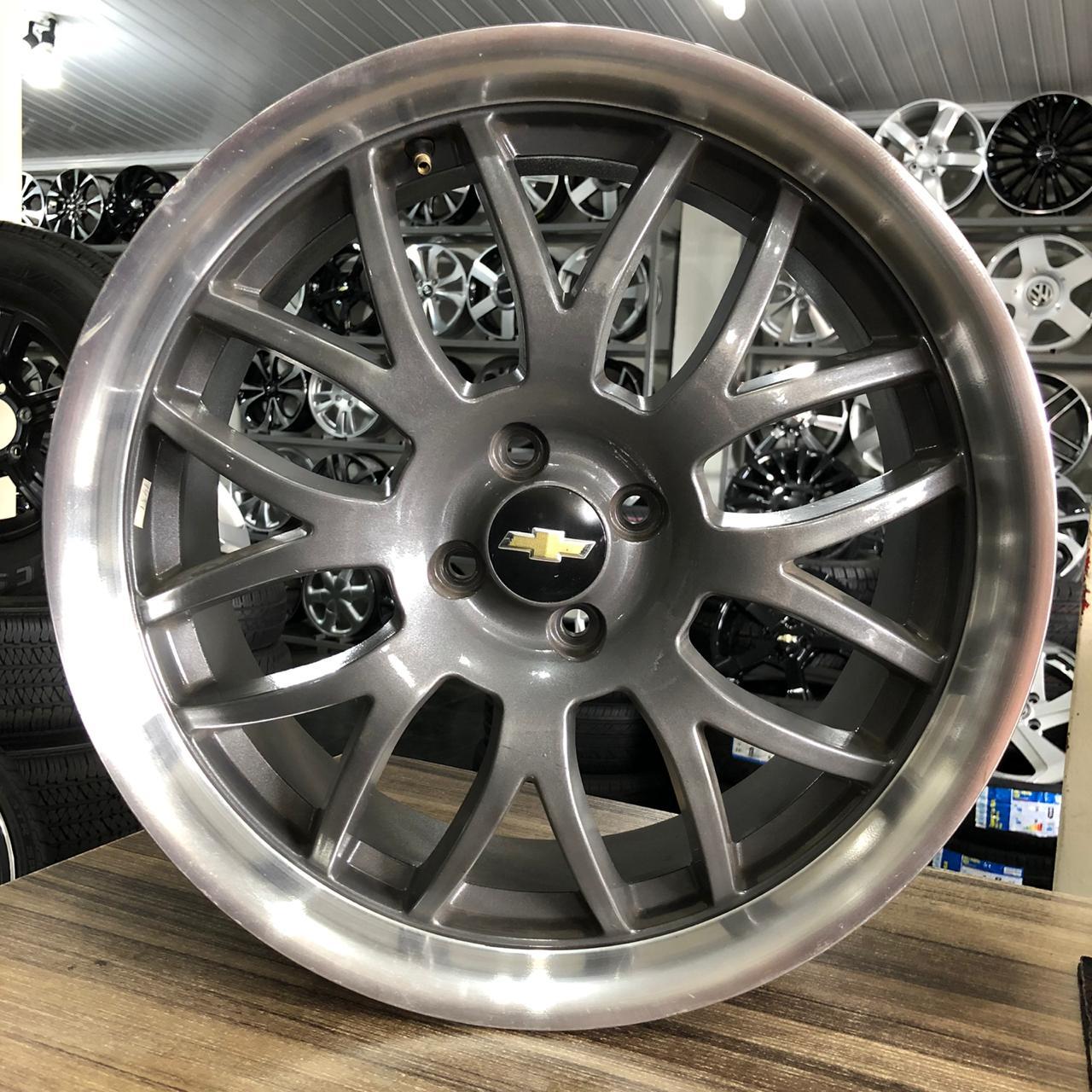 Roda Aro 18 Ramlow Maserati 4x100 SEMI NOVAS