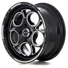 Roda Aro 15 WELD MAGNUN C10 Black 4/100